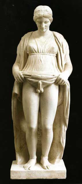 3rd century shemale statue