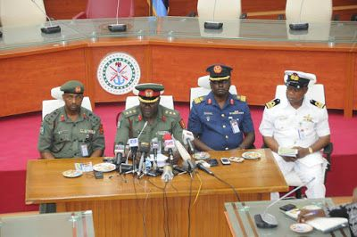 All Boko Haram camps have completely been wiped out- Defence HQ - http://www.thelivefeeds.com/all-boko-haram-camps-have-completely-been-wiped-out-defence-hq/