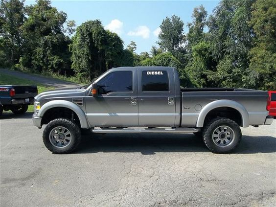 08 F250, awesome paint job