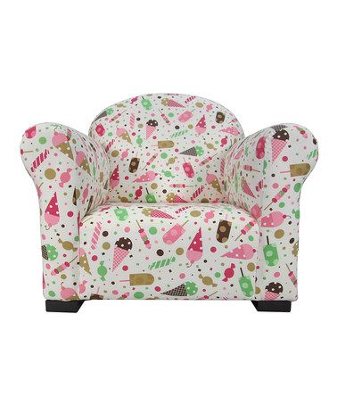 Take a look at this Ella Dessert Party Chair by S.O.L.E. on #zulily today!