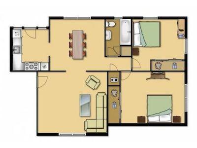more apartment floor plans 2 bedroom apartments bedroom apartment