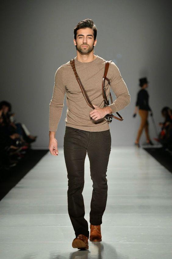 Male Fashion Trends: Triarchy Autumn-Winter 2014 | World Mastercard Toronto Fashion Week: