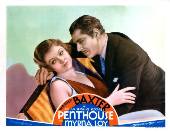Pictures & Photos from Penthouse (1933) - IMDb