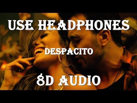 Justin Bieber Despacito Ft Luis Fonsi Daddy Yankee 8d Audio Youtube In 2021 Luis Fonsi Daddy Yankee Songs Mp3 Song Download