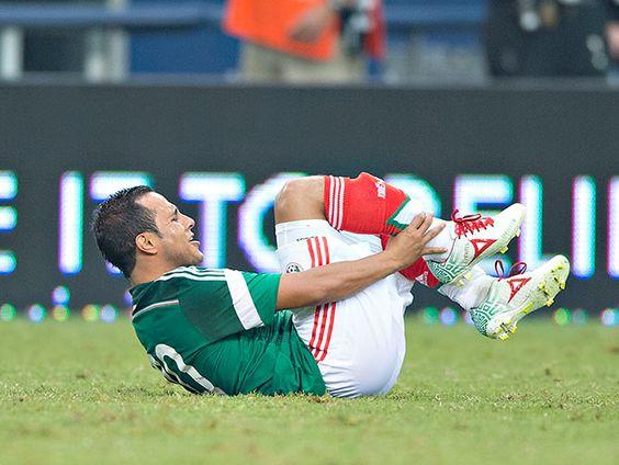 Luis Montes baja del Tri :(