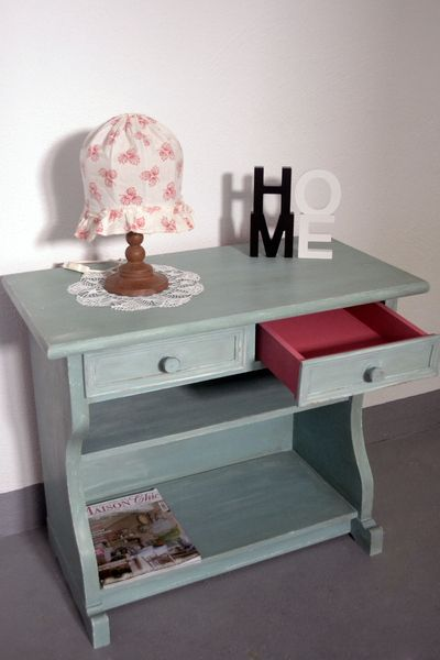 TV Stand/Accent Table in Ascp Provence