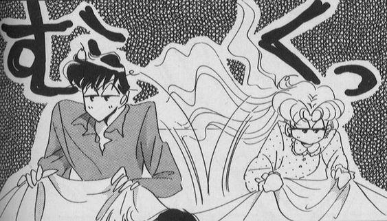 Mamoru and Usagi pg5