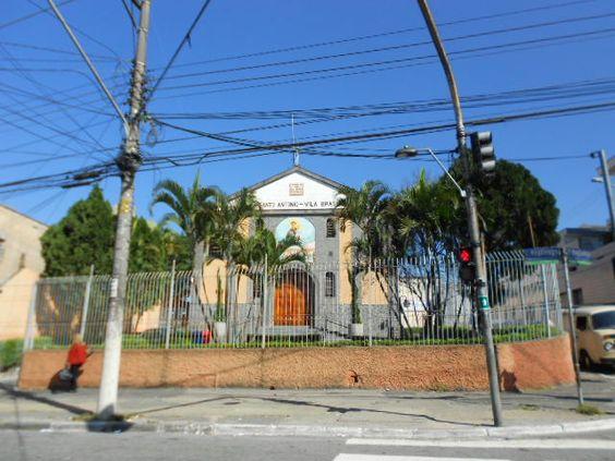 São Paulo / Igreja Santo Antonio