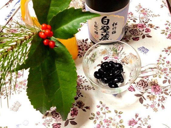 豆から手作り黒豆 父が作りました - 33件のもぐもぐ - 豆から手作り黒豆( ›◡ु‹ ) by pleasure