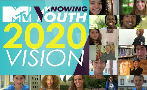 MTV Knowing Youth: Global Millennials' Vision for the Year 2020 What do Millennials think the world will be like in 2020? This was the...