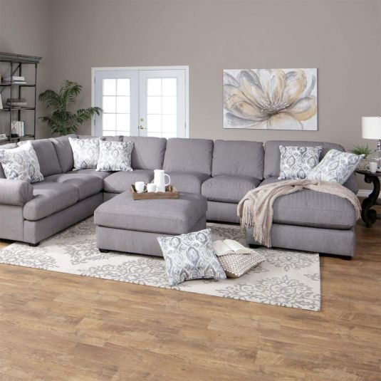 Pin By Valerie Neilson On Couch In 2020 Sectional Living Room Decor Grey Sofa Living Room Gray Sectional Living Room