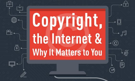Copyright, The #Internet And Why It Matters To You - #infographic