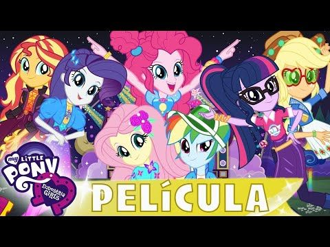 My Little Pony En Espanol Festival De Musica De Las Estrellas Pelicula Completa Equestria Girls Youtube En 2021 Peliculas Completas Peliculas Festival