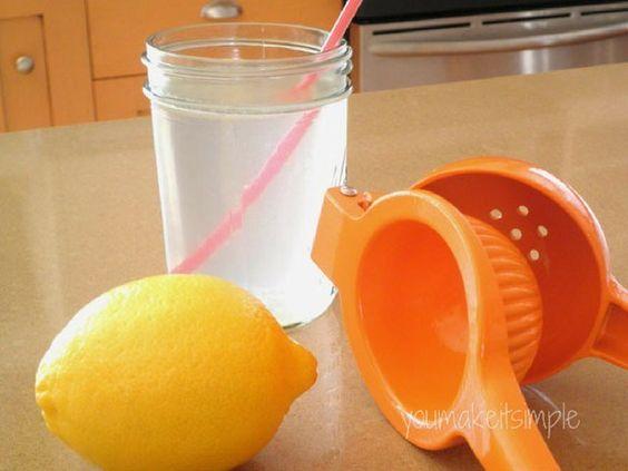 Lemon water benefits 99288