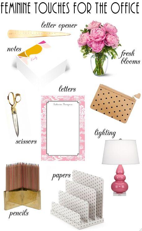 feminine desks marvellous design ideas   Desk inspiration, Flower and Feminine office on Pinterest