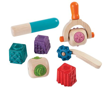 Creative dough set