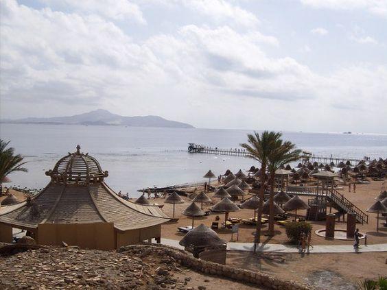 中近東のビーチNo.1 シャルム エル シェイク(エジプト)