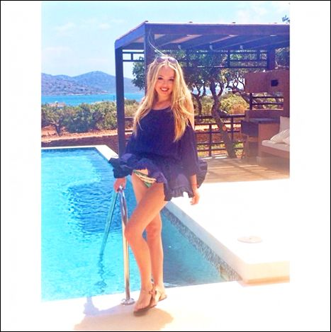 video page tiffany trump worth donald daughter