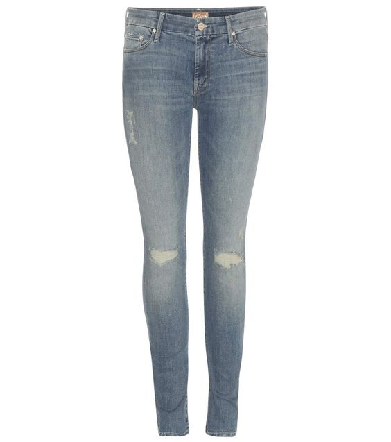 MOTHER The Looker Skinny Jeans. #mother #cloth #jeans