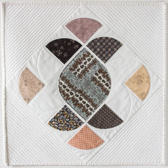 Ornate Mini Quilt Pattern PDF by SometimesCrafter on Etsy, $8.00