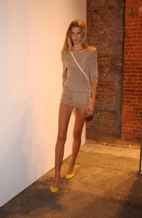 Long Skinny Legs Teen 77