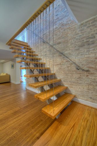 Asian Staircase Photos Stairs Design, Pictures, Remodel, Decor and Ideas - page 2