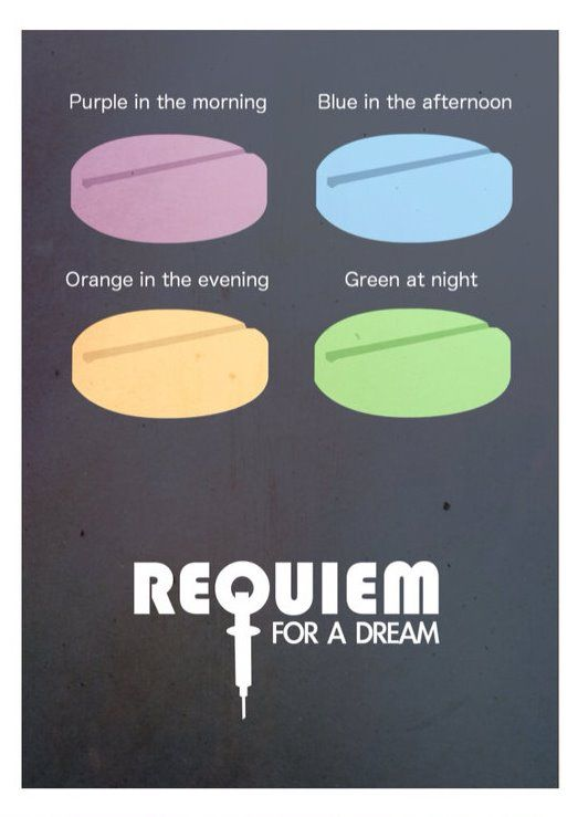 """requiem for a dream essays It's not happening, and if it were to be happening it would be alright """" sara goldfarb in the opening scene of requiem for a dream (aronofsky."""