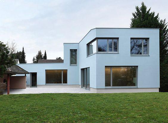 Neubau in Nürnberg. Oya Sönmez Architektin in Kooperation mit Harald Raab Architekt
