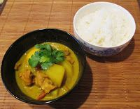 Otaku Family: Malaysian Chicken Curry