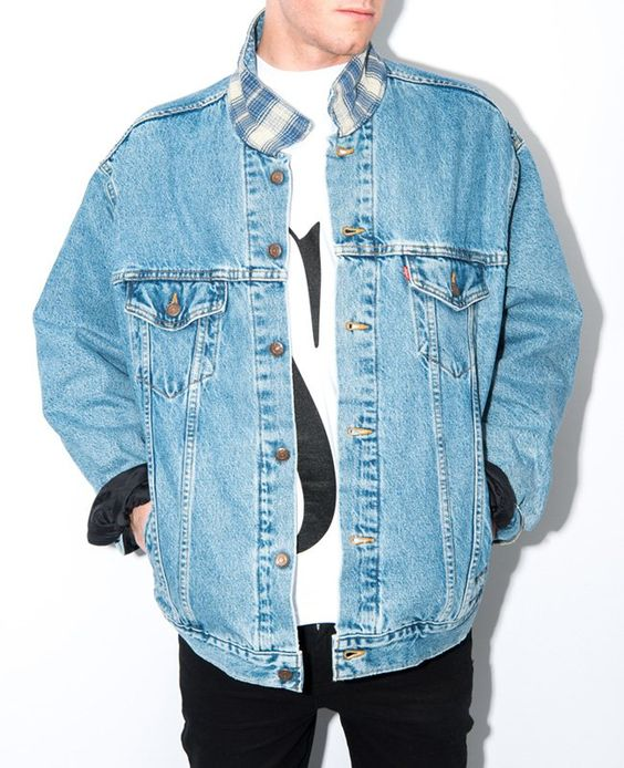 Levis Denim Jacket | Mens Vintage and 90s Levi Jackets | Original