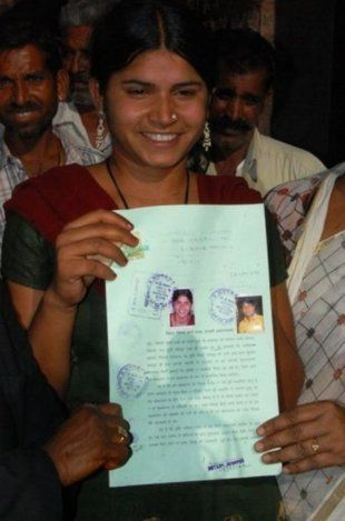 Child Bride Has Marriage Annulled. Laxmi Sargara is Our Hero of the Day