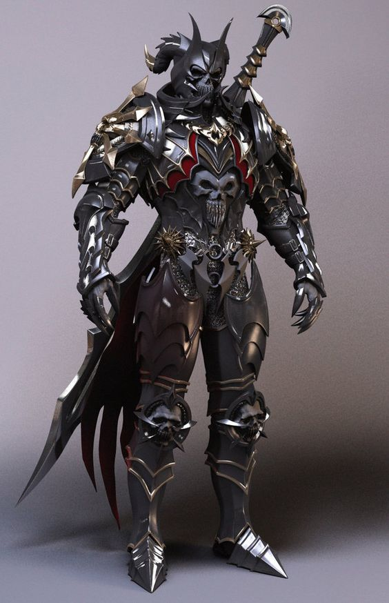 evil knight anime related - photo #15