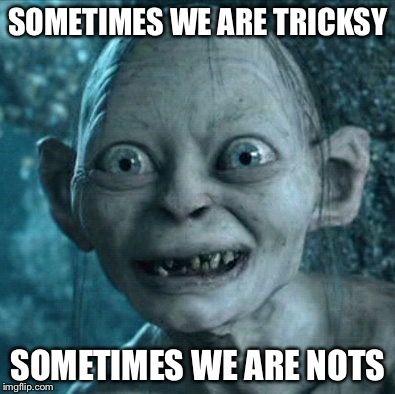 tricksy