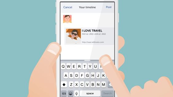 https://www.withvolo.com  Travel Journal App. VOLO promo.  Online and Offline, Write together