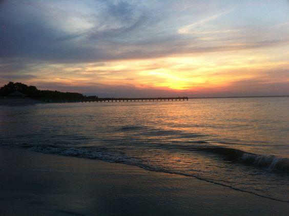 Jersey sunset 2014