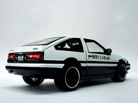 Classic Drift Car From Toyota One Of The First Affordable