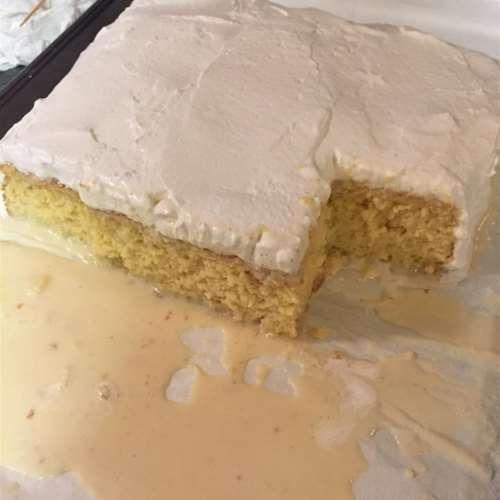 Milk Cake Recipe All Recipes Australia Nz In 2020 Milk Cake Cake Recipes Dessert Recipes