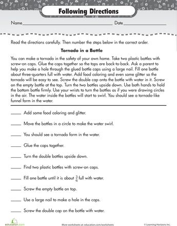 Printables Adult Literacy Worksheets bottle comprehension and free printables on pinterest these reading worksheets help support key literacy skills such as sight words page