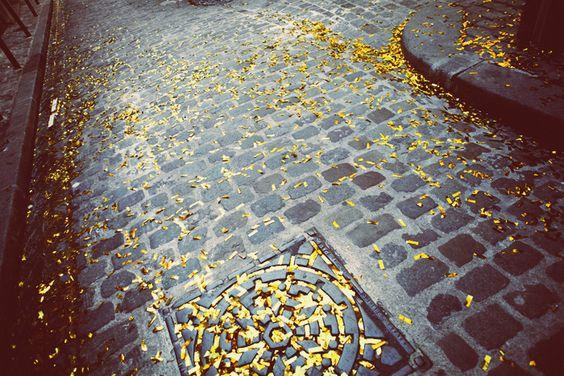 cobblestone & confetti