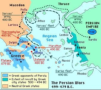 greek unity for the persian war How did the persian wars affect greek unity how did the persian and peloponnesian war affect the development and cooperation of the greek poleis the persian wars brought a temporary cooperation among some greek city states.