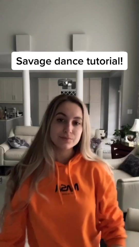 Erika Erikaecklund Sur Tiktok Since My Last Tutorial Blew Up Here S The Tutorial For Savage Fyp Foryou Learn To Dance Cool Dance Moves Choreography Videos