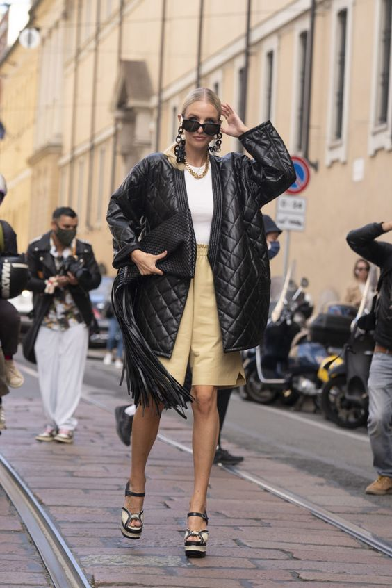 Milan Fashion Week is officially underway for the Spring 2021 season and is serving up a whole host of save-worthy street style looks. See them here.