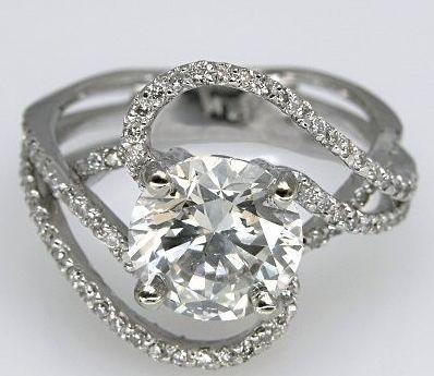 Pinterest o the worlds catalog of ideas for Three strand wedding ring