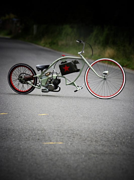 Blackbird custom bikes
