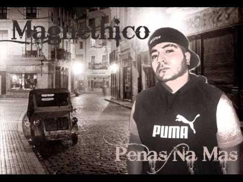 Canción del artista de las Islas Canarias,Magnethico también conocido como Mencey El Comandante.