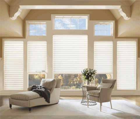 Solera Shades - Living Room Shade - Light Filtering in while keeping UV rays out: