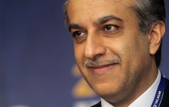 Africans come out in favour of Salman for FIFA presidency