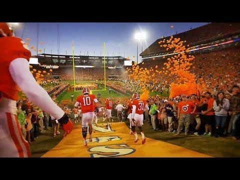 Best Traditions In College Football Part 1 Youtube College