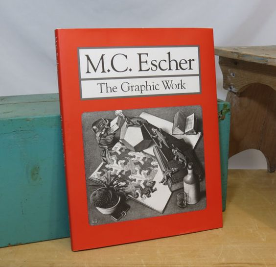 M.C. Escher The Graphic Work 1994 Barnes & by 13thStreetEmporium