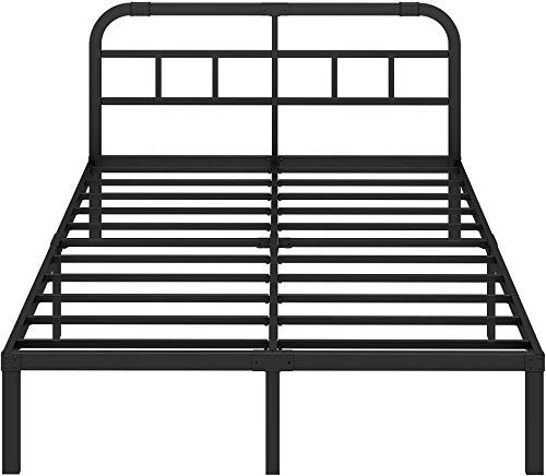 Amazing Offer On Ziyoo King Size Bed Frame Headboard 3000lbs